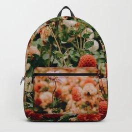 Vintage Flower Garden (Color) Backpack