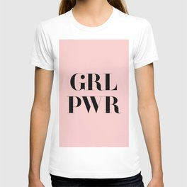 Girl Power - GRL PWR T-shirt