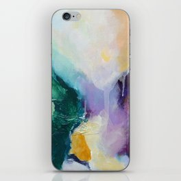 Worth Fighting For iPhone Skin