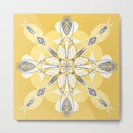 Magic Mandala #1 Metal Print