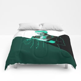 the lost weekend Comforters