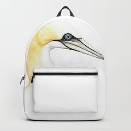 Northern gannet Backpack