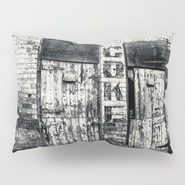 BOIS & CHARBONS Pillow Sham