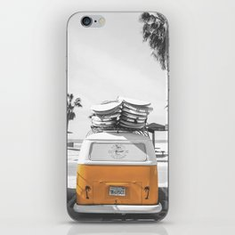 Surf Combi Venice iPhone Skin