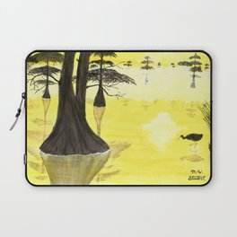 Cypress Sunrise Laptop Sleeve