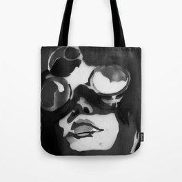 Coal miner lady II Tote Bag