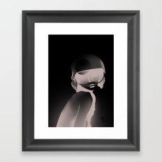 BnW11 Framed Art Print