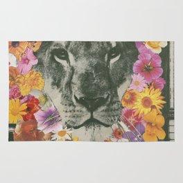 Lion's Mane Rug