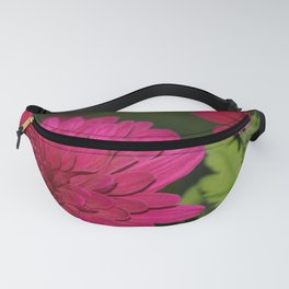 Pink Chrysanthemums Donegal Fanny Pack