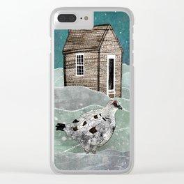 Alaska Clear iPhone Case