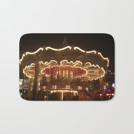 Carousel at Pier 39 - City of San Francisco Bath Mat
