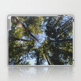 Vancouver Tree Tops Laptop & iPad Skin