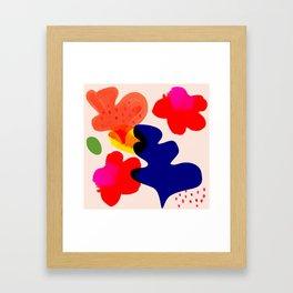 Beauty before me Framed Art Print