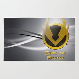 Star Federation Insignia Rug