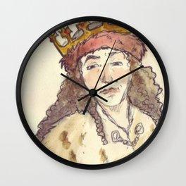 Louis XIV Wall Clock