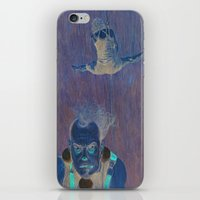 circus iPhone & iPod Skins featuring Circus by Art-Ist by Anne Risum