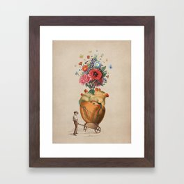 A Gift For You Framed Art Print
