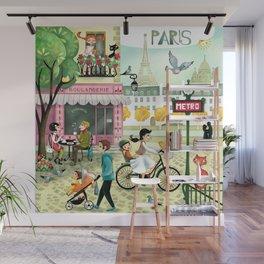 Paris Wall Mural