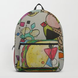 Food Love Backpack