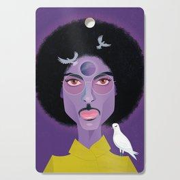 Purple Prince Cutting Board