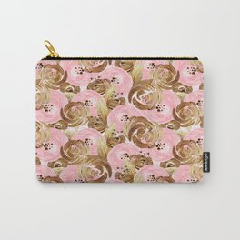 Black Swan Pattern 01 Carry-All Pouch
