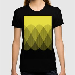 Yellow Ombre Signal T-shirt