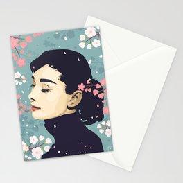 Bloom Hepburn Stationery Cards