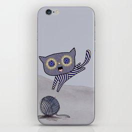 Teacake Kitten iPhone Skin