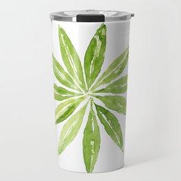 Olive leaves flower Travel Mug