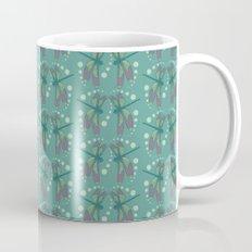 pattern with dragonflies 1 Mug
