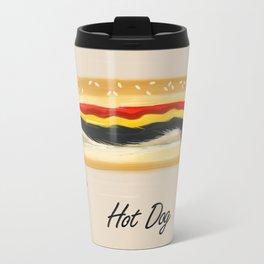 Hot Dog Travel Mug