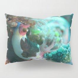 Nembrotha nudi munching on algea Pillow Sham