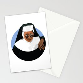 SISTER ACT Stationery Cards