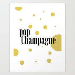 CHAMPAGNE SIGN Party Decoration But First Champagne Celebration Of Life Champagne Gifts Party Art Print