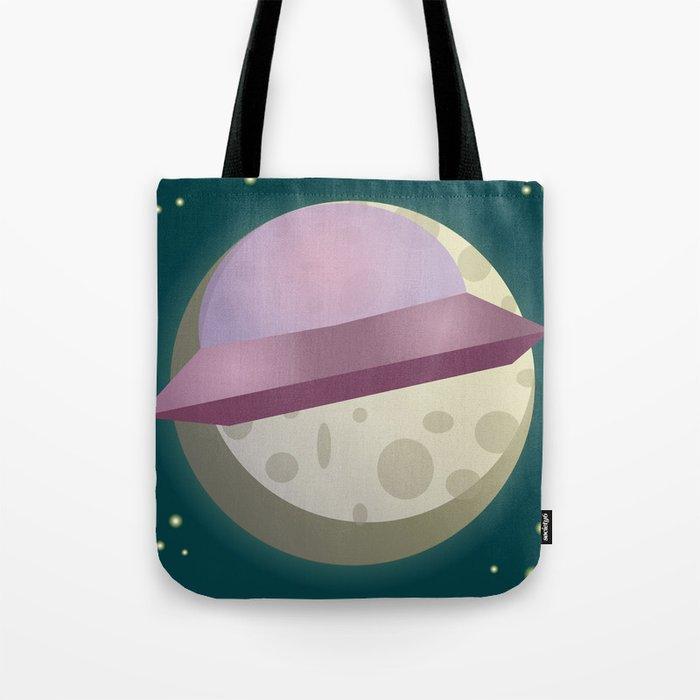 E-moon Tote Bag