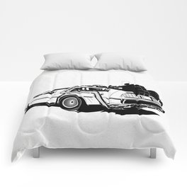 DeLorean / BW Comforters