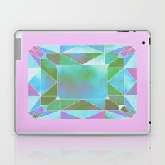 green diamond Laptop & iPad Skin