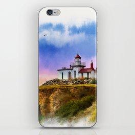 The Island Of Kefalonia, Greece iPhone Skin