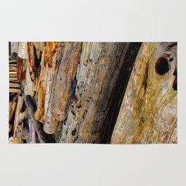 Driven Driftwood Rug