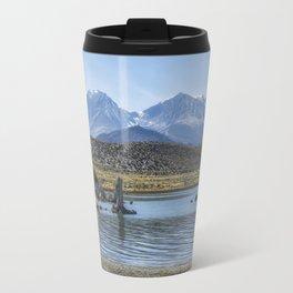 Mono Lake Tufa, No. 6 Travel Mug