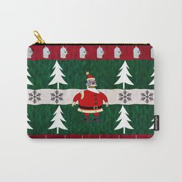 Ugly X-Mas Sweater Carry-All Pouch