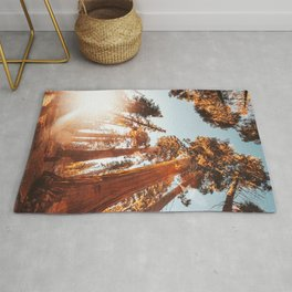 sequoia national park Rug