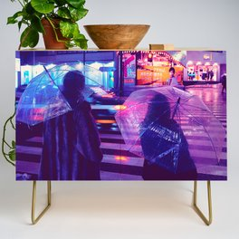 Tokyo Nights / The Crossing / Liam Wong Credenza