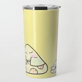 Oni~chan, the Japanese Onigiri Rice Ball Travel Mug
