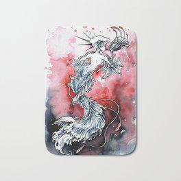 Mermaid Riot Bath Mat