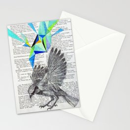 Conjuring the Moon Stationery Cards