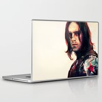 dead Laptop & iPad Skins featuring Left Me For Dead by Alice X. Zhang