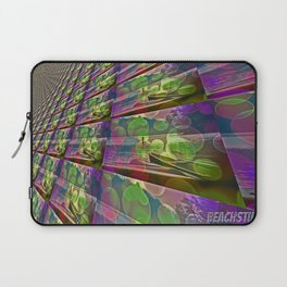 Silent Peace Laptop Sleeve