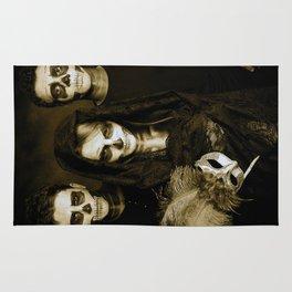 Trio Unmasked Rug