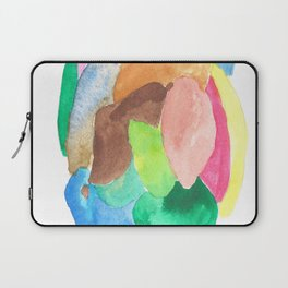 171013 Invaded Space 14  abstract shapes art design  abstract shapes art design colour Laptop Sleeve